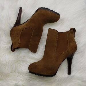 Jessica Simpson Kerra heeled Ankle Booties 6.5